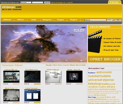 upload video avideoen.com